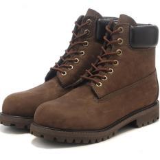 Spesifikasi Sepatu Bot Laki Laki Tinggi For Timberland Sepatu Cokelat International Online