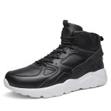 Kualitas Men Huarache Basketball Shoes Breathable Basketball Shoes Intl Oem