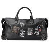 Berapa Harga Men Leather Handbags Large Travel Totes Bags Sport Street Rivet Tote Bags Intl Oem Di Tiongkok
