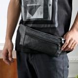 Pria Kulit Pinggang F*Nny Pack Bum Adjustable Belt Bag Pouch Travel Hip Purse Bk Intl Original