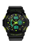 Jual Orang Yang Memimpin Digital Lcd Jam Tangan Olahraga Militer Hijau Oem Murah