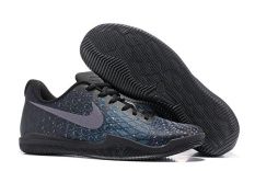 Men Low Help Kobe 12 Lakers Basketball Shoes Fashion Good Price Breathable ( Navy Blue ) 40-45