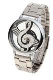 Perbandingan Harga Pria Notasi Musik Logam Wrist Watch Jam Tangan Oem Di Hong Kong Sar Tiongkok