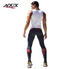 Spesifikasi Celana Pria 2017 Baru Kompresi Celana Merek Pakaian Lapisan Lapis Baja Latihan Fitness Legging Panjang Celana Celana Santai Man Intl Dan Harga
