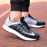 Cara Beli Men S Casual Shoes Sport Shoes Fashion Sneakers Runing Shoes Mesh Shoes Intl