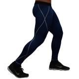 Harga Pria Olahraga Panjang Celana Kulit Ketat Kompresi Dasar Di Bawah Lapisan