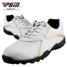 Pria Sport Lembut Sepatu Golf Warna Putih Ukuran 39-44-Intl 4e24eece24