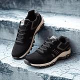 Berapa Harga Pria Olahraga Menjalankan Sneakers Hitam Dan Abu Abu Intl Oem Di Tiongkok