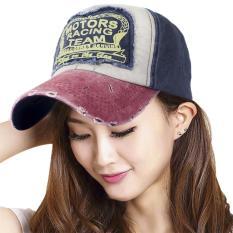 Pria Wanita Terlalu Fashion Patch Trucker Cap Baseball Golf Topi Outdoor Adjustable Sunhat Topee Uv50 1 Intl Oem Diskon 50