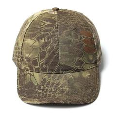 Men Women Camo Caps Adjustable Velcro Military Hunting Fishing Army Baseball Hats