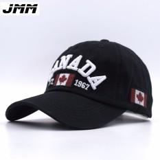 Toko Pria Wanita Kanada Bendera Topi Baseball Adjuatable Snapback Olahraga Golf Hip Hop Hat Intl Murah Di Hong Kong Sar Tiongkok