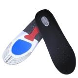 Beli Pria Wanita Gel Orthotic Olahraga Lari Sol Menyisipkan Bantalan Sepatu Arch Support Cushion Pria Pake Kartu Kredit