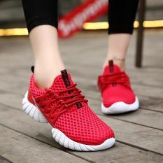Toko Pria Wanita Unisex Sepasang Casual Fashion Casualsneakers Bernapas Athletic Olahraga Menjalankan Sepatu Aiwoqi Intl Lengkap Di Tiongkok