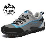 Harga Men S Anti Collision Hiking Shoes Waterproof Mountain Boots Climbing Shoes Intl Seken