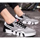 Toko Pria Kanvas Sepatu Lari Santai Pria Sport Lace Up Sepatu Pria Fashion Bernapas Flats Sepatu Intl Murah Di Tiongkok