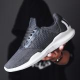 Harga Men S Fashion Sneakers Trending Style Sports Shoes Men Shoes Male Breathable Trainers Sneakers Shoes Kasut Lelaki Intl Terbaik