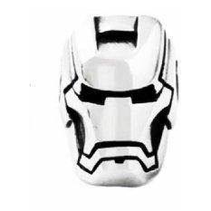 Ulasan Tentang Men S Jewelry Huge Iron Man Ring Titanium Steel Cincin Pria Silver