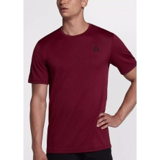 Men's Legacy Short Sleeve Training Top - Maroon