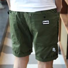 Tb Santai Pria Korea Ukuran Besar Celana Pantai Biru International Source · Pria Celana Santai Celana