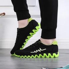 Fashion Pria Baru Sneaker Olahraga Sepatu Four Seasons Sepatu Basket Sepatu-Intl