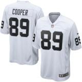 Pria Nfl Oakland Raiders 89 Amari Cooper Fashion Outdoor Jersey Intl Not Specified Diskon 50