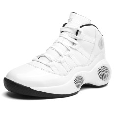 Spesifikasi Men S Shoes Basketball Shoes Mens High Autumn Sports Leisure Gobon Hip Hop Trend Of Korean Students Intl Terbaru