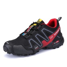 Jual Men S Speed 3 Hiking Shoes Fashion Outdoor Sneakers Intl Online