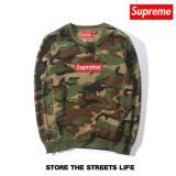 Review Toko Men S Supreme Sweater Fashion Casual Lokomotif Jaket Cetak Bernapas Ruam Penjaga