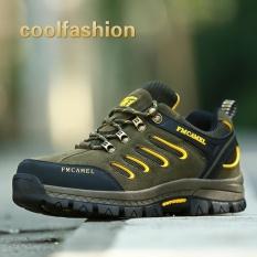 Harga Men S Women S Low Tahan Air Non Slip Sepatu Hiking Outdoor Climbing Shoes Keselamatan Olahraga Sneakers Sepatu Hiking Intl Baru