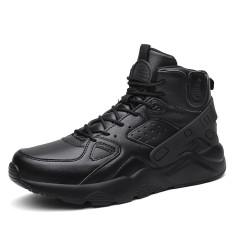 Harga Men Soutdoors Sport Basketball Shoes Fashion Sport Student Shoes Intl Yang Murah
