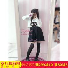 Harga Meng Cinta Gaya Jepang Permen Asli Soft Cherry Set Penawaran 85 Yuan T Shirt Dress Tanpa Lengan Terbaru