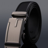 Jual Mens Belts Luxury Designer Genuine Leather 100 Cow Skin Strap Male Formal Girdles 125Cm 7 Branded