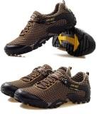 Diskon Pria Breathable Olahraga Mesh Menjalankan Hiking Shoes Portable Outdoor Sepatu Sepatu Rendam Antiskid Sneakers Oem Di Tiongkok