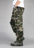 Jual Laki Laki Kamuflase Kargo Celana Pria Militer Angkatan Darat Celana Taktis Celana Pria Militar Celana Merek Clothing Green Intl Oem