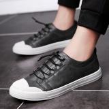 Miliki Segera Sepatu Casual Pria Sepatu Sportswear Sepatu Kulit Sepatu All Match Youth Intl