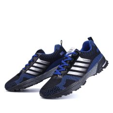 Spesifikasi Sepatu Casual Pria Olah Raga Sepatu Fashion Sneakers Runing Sepatu Mesh Sepatu Intl Murah Berkualitas