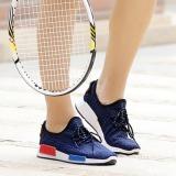 Iklan Sepatu Casual Pria Trend Bernapas Dan Nyaman Biru