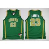 Pria Cleveland Cavaliers 23 Lebron James Nba Basket Berkualitas Tinggi Bernapas Jerseys Intl Oem Murah Di Tiongkok