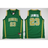 Spesifikasi Pria Cleveland Cavaliers 23 Lebron James Nba Basket Berkualitas Tinggi Bernapas Jerseys Intl Lengkap