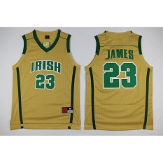 Harga Pria Cleveland Cavaliers 23 Lebron James Nba Basket Berkualitas Tinggi Bernapas Jerseys Intl Fullset Murah