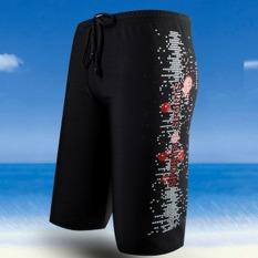 Pria Fashion Boxer Celana Renang 8730-Intl