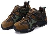 Jual Men S Fashion Hiking Bernapas Mesh Portable Outdoor Olahraga Sepatu Sepatu Rendam Antiskid Sneakers Oem Ori
