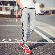 Harga Men S Fashion Sport Menjalankan Jogger Baggy Pants Kasual Celana Harem Gym Sweatpants Online Tiongkok
