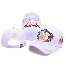 Harga Pria Fashion Us Mlb Baseball Hat Snapbacks Pasangan Ny Casual Hip Hop Hat Intl Oem Tiongkok