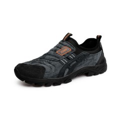 Mens Hiking Shoes Climbing Shoes Breathable Sport Mountain Hunting Athletic Outdoor Waterproof Shoes Intl Terbaru
