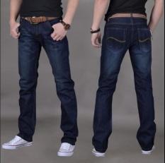Beli Pria Jeans Celana Pria Tide Men S Wear Intl Lengkap