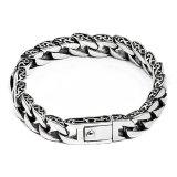 Beli Men S Jewelry Totem Men Bracelet Titanium Steel Gelang Pria Silver Pakai Kartu Kredit