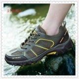 Review Tentang Pria Rendah Tahan Air Non Slip Sepatu Hiking Outdoor Climbing Shoes Intl