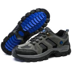 Ulasan Mengenai Pria Rendah Tahan Terhadap Udara Non Slip Her Hiking Outdoor Climbing Shoes