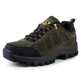 Jual Pria Moab Ventilator Hiking Sepatu Hijau Army Online Di Tiongkok